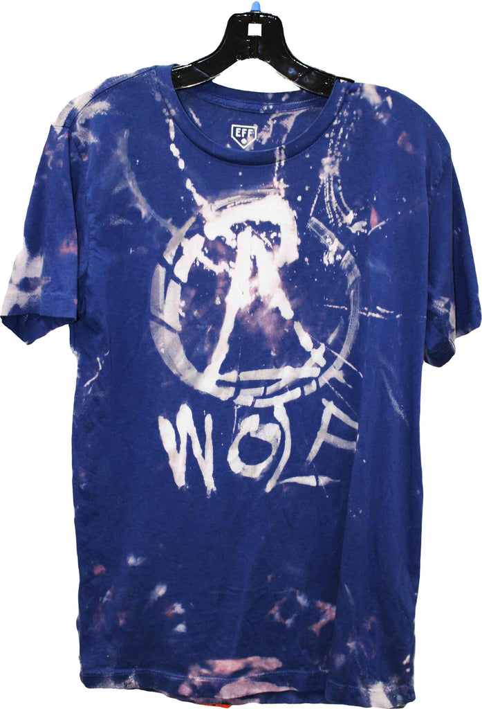 Wolfdelux Slim Fit Blue T-Shirt F - Small - The North West Clothing