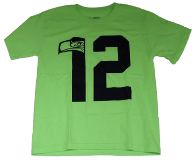12th Hawk (Youth T-Shirt) - The North West Clothing