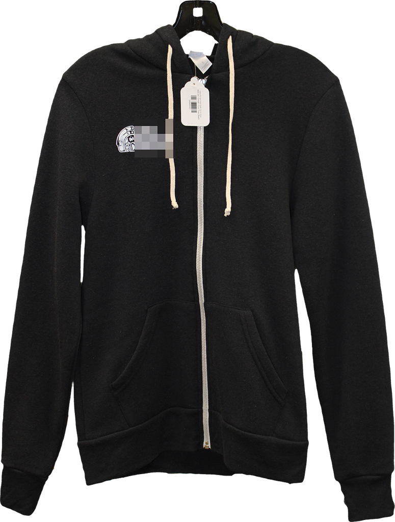 Native The Nxrth Wxst Hoodie (Zip-Up Hooded Sweatshirt, Unisex) - The North West Clothing