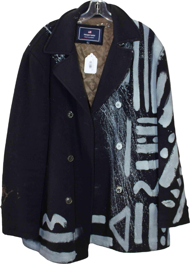 Wolfdelux Large Wool Overcoat - The North West Clothing