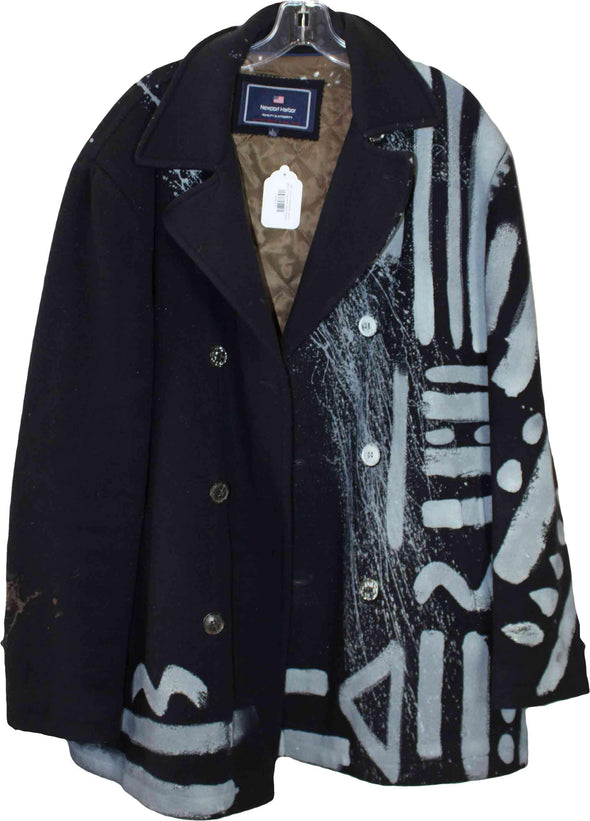 Wolfdelux Large Wool Overcoat