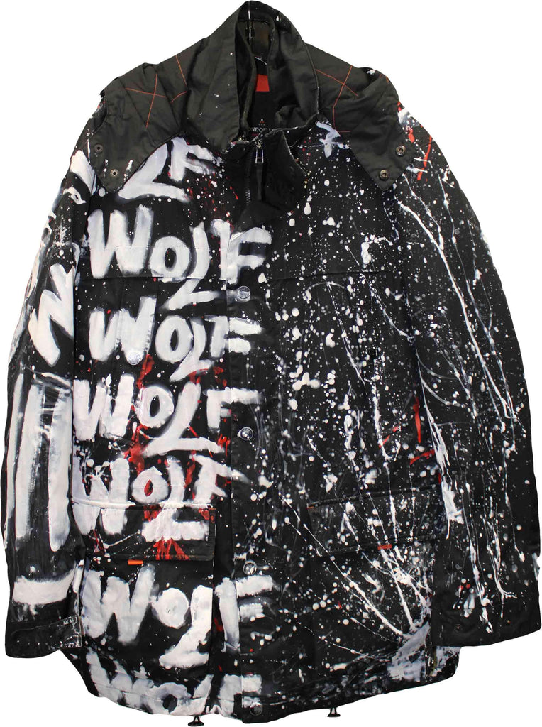 Wolfdelux XL Winter Coat - The North West Clothing