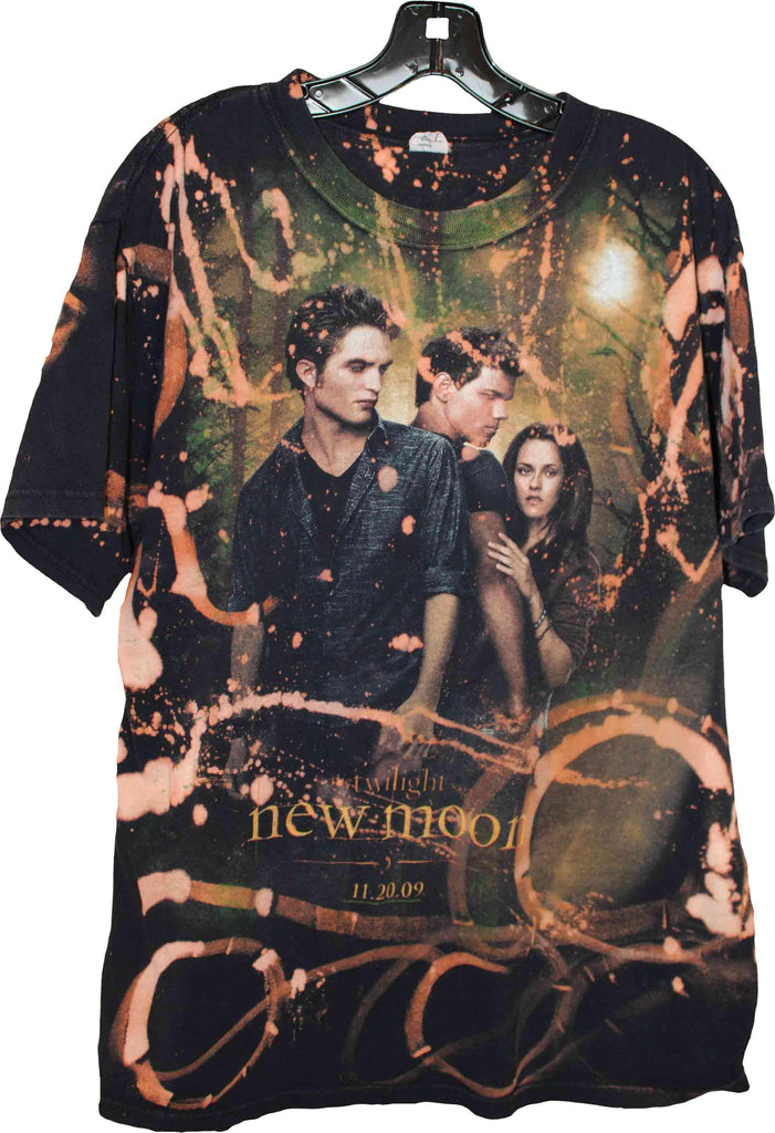 Wolfdelux New Moon Men's Large T-shirt - The North West Clothing