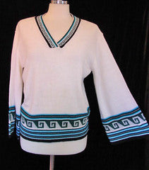 1970s Indian Knit Sweater