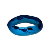 'Celestial' Bangle - Polka Luka Resin Jewellery