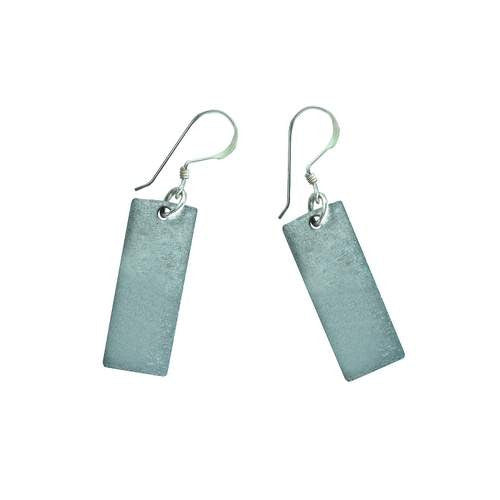 'Industriel' Earring- Mies - Polka Luka Resin Jewellery