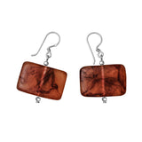 Haiku' Resin Earring - Polka Luka Resin Jewellery