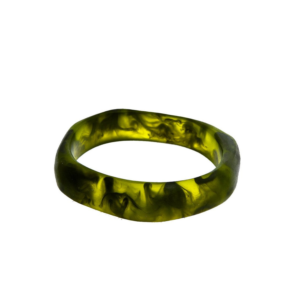 'Klungklung' Resin Bangle