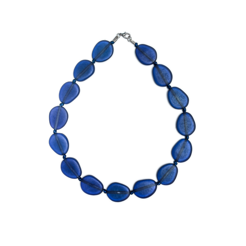 Kyoto Short Resin Necklace - Polka Luka Resin Jewellery