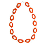 Flintstone Long Resin Necklace - Polka Luka Resin Jewellery