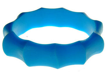 Bertoia Bangle- Narrow - Polka Luka Resin Jewellery