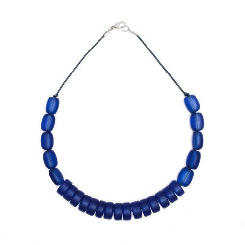 Crete Resin Necklace - Polka Luka Resin Jewellery