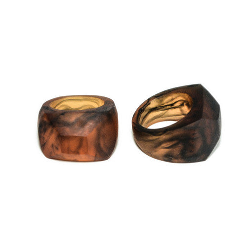 Naxos Resin Ring