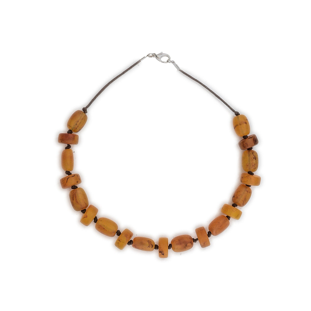 Naxos Short Resin Necklace
