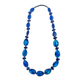 Thalassa Long Resin Necklace - Polka Luka Resin Jewellery