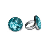 Thalassa Adjustable Resin Ring