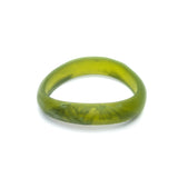 Nomad Resin Bangle - Polka Luka Resin Jewellery
