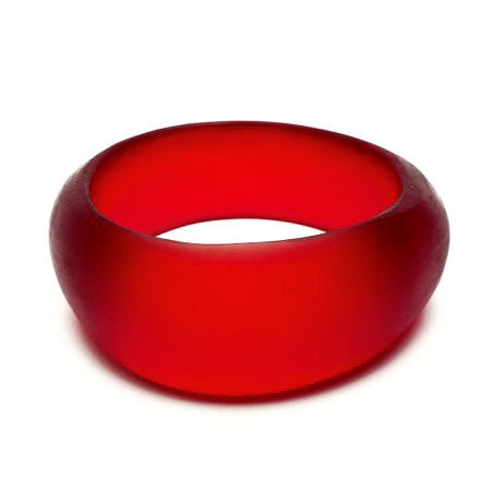 'Wandering' Bangle - Polka Luka Resin Jewellery