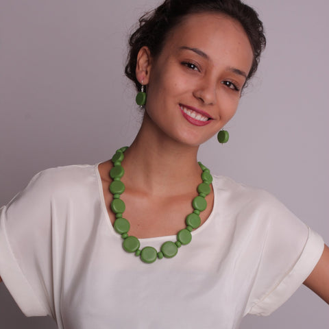 Octave Necklace - Polka Luka Resin Jewellery