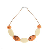 Belize Combination Necklace - Polka Luka Resin Jewellery