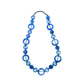 Caravana Long Resin Necklace - Polka Luka Resin Jewellery