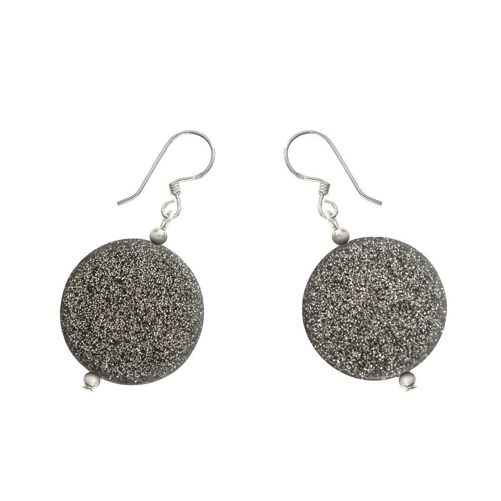 'Luna' Medium Earrings
