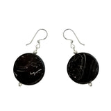 'Luna' Medium Earrings - Polka Luka Resin Jewellery
