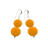 'Borough' Resin Earrings - Polka Luka Resin Jewellery