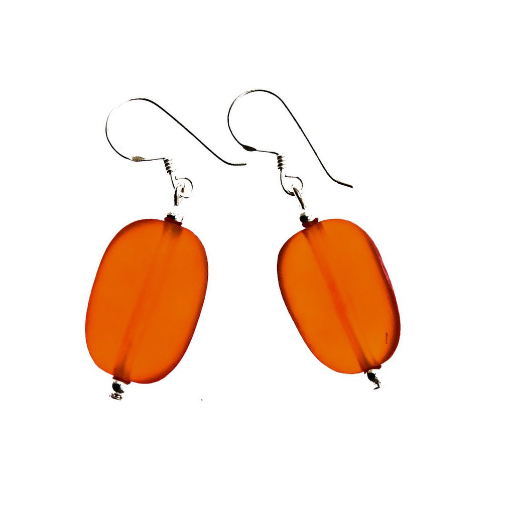'Hanoi' Resin Earrings