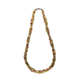 Silk Road Long Double Necklace - Polka Luka Resin Jewellery