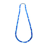 Silk Road Long Single Necklace - Polka Luka Resin Jewellery