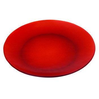 Luna Large Resin Serving Plate