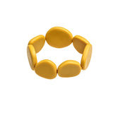 Wabi' Resin Bracelet - Polka Luka Resin Jewellery
