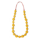 Wabi' Long Resin Necklace - Polka Luka Resin Jewellery
