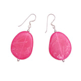 'Wabi' Resin Grande Earring - Polka Luka Resin Jewellery