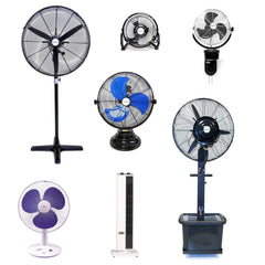 Electric Fans Collection