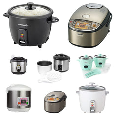 Rice Cookers Collection