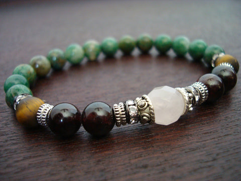 Women's Love & Prosperity Mala Bracelet