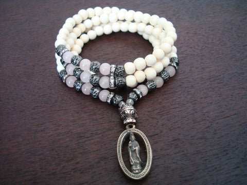 Women's Love & Heart Mala