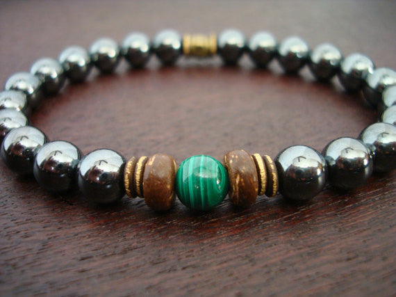 Men's Balancing & Spiritual Growth Bracelet