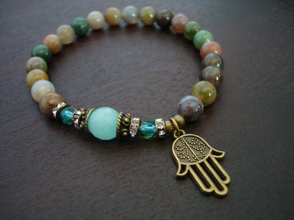 Women's Powerful Healing Mala Bracelet