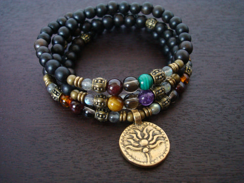 Women's Mala Necklaces & Wrap Bracelets