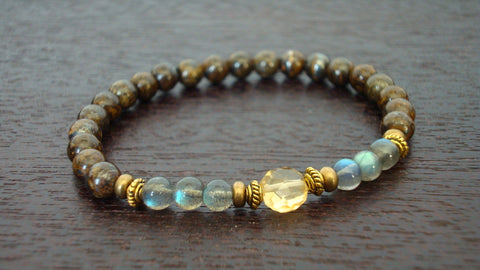 Women's Strength & Good Fortune Bracelet