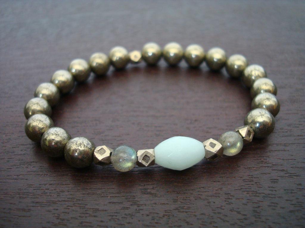 Women's Luck & Good Fortune Mala Bracelet