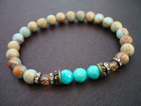 Women's Anti-Anxiety Mala Bracelet