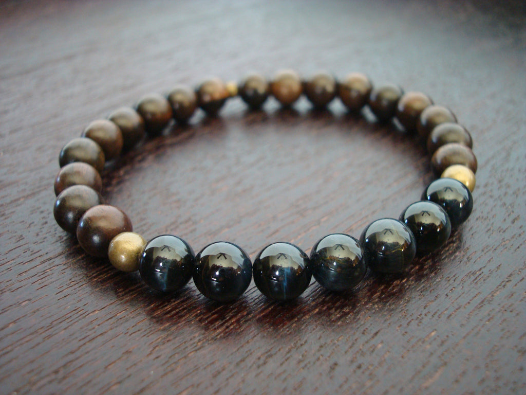 Men's Protection & Power Mala Bracelet
