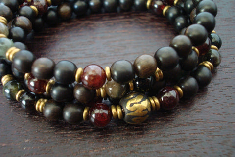 Men's Love & Compassion Mala