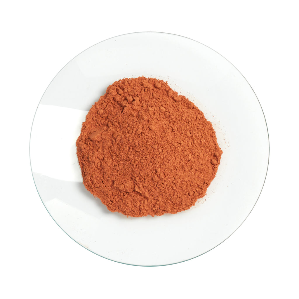 Madder Root Powder (red, purple and orange dye)