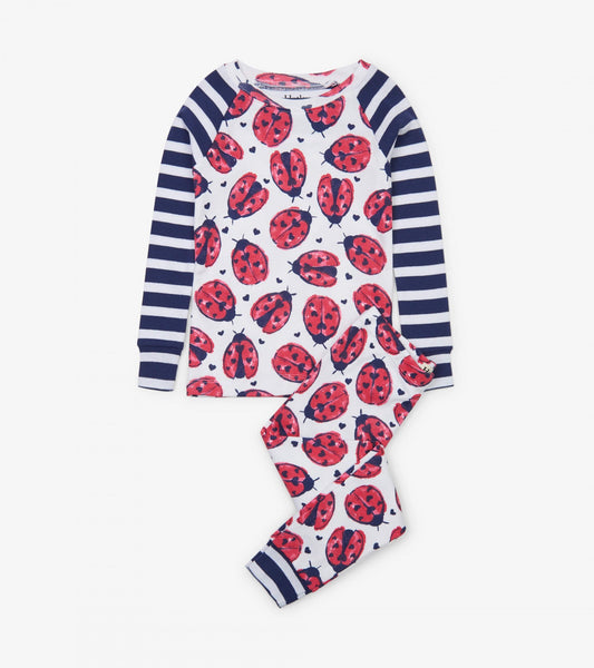 Hatley-Love Bugs Organic Cotton PJ's