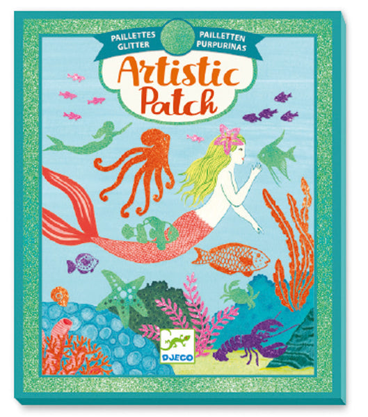 Djeco Artistic Patch Kits